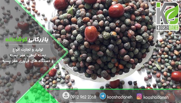 مرکز فروش پسته کوهی شیراز